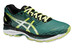 asics Gel-Nimbus 18 Shoe Men pine/flash yellow/black